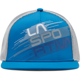 La Sportiva Stripe Evo Trucker Hat, neptune/cloud